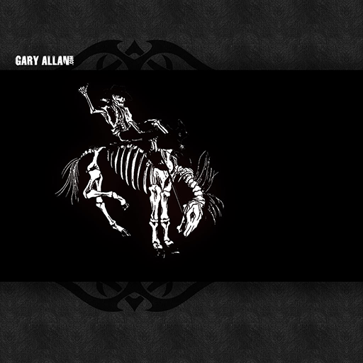 Gary Allan LOGO-APP點子