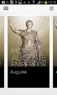 Auguste L'audioguide