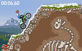 Screenshot of Moto X Mayhem