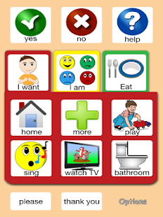 Gabby Tabs - AAC for Kids - screenshot thumbnail