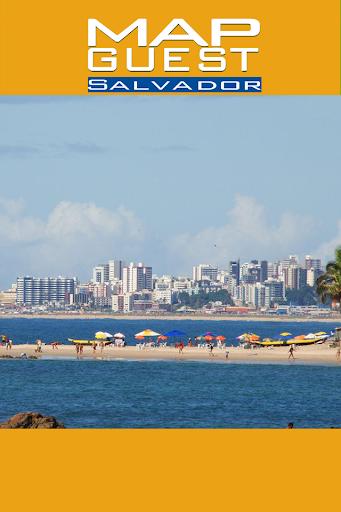 Map Guest - Salvador