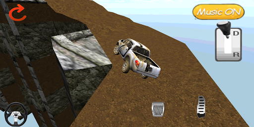 Up Hill Free Racing 3D