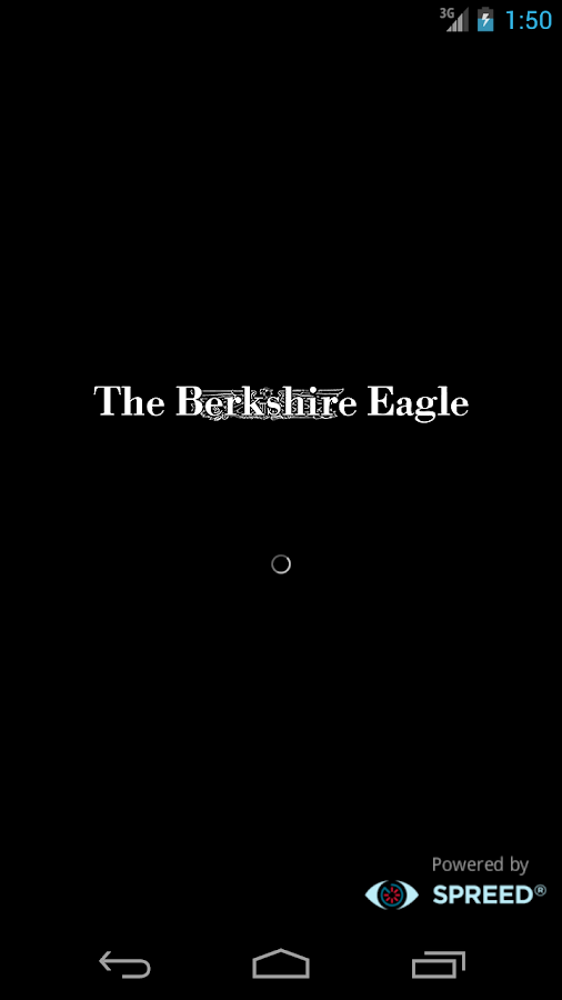 Berkshire Eagle - screenshot