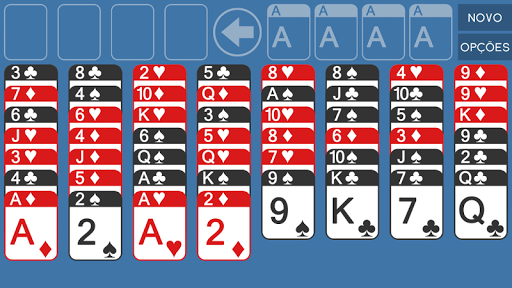 iFreeCell – Paciência FreeCell