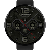 Camouflage watchface by Leonar