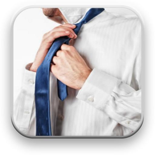 How To Tie A Tie HD VDO LOGO-APP點子