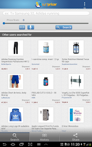 Surfpricer: Price comparison screenshot 8