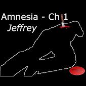 Amnesia 1 Jeffrey Mystery GOLD