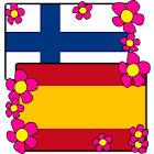 Finnish-Spanish Dictionary icon