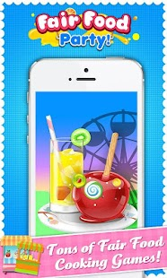 Fair Food Maker - Carnival Fun- screenshot thumbnail