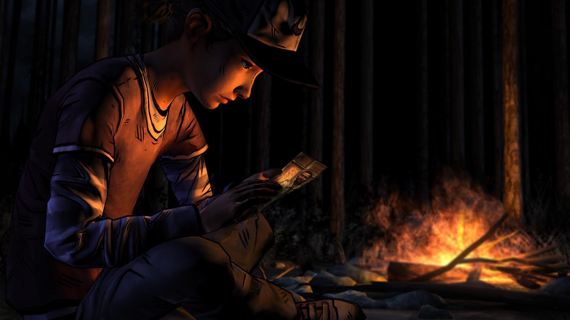 The Walking Dead: Season Two screenshot #11