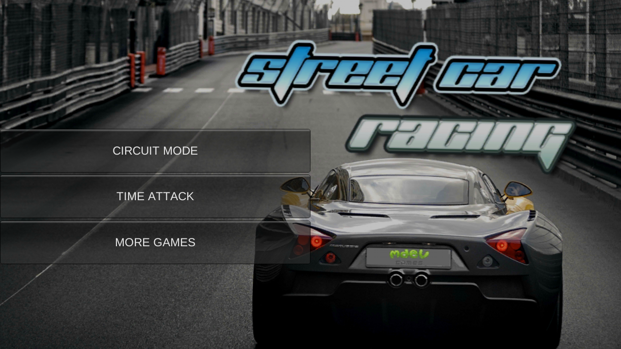 Street Car Racing Motors- screenshot