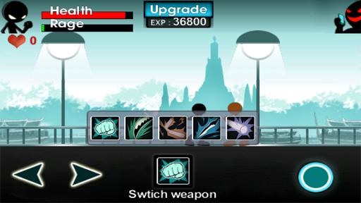 iKungfu Stickman Kungfu master apk screenshot 2
