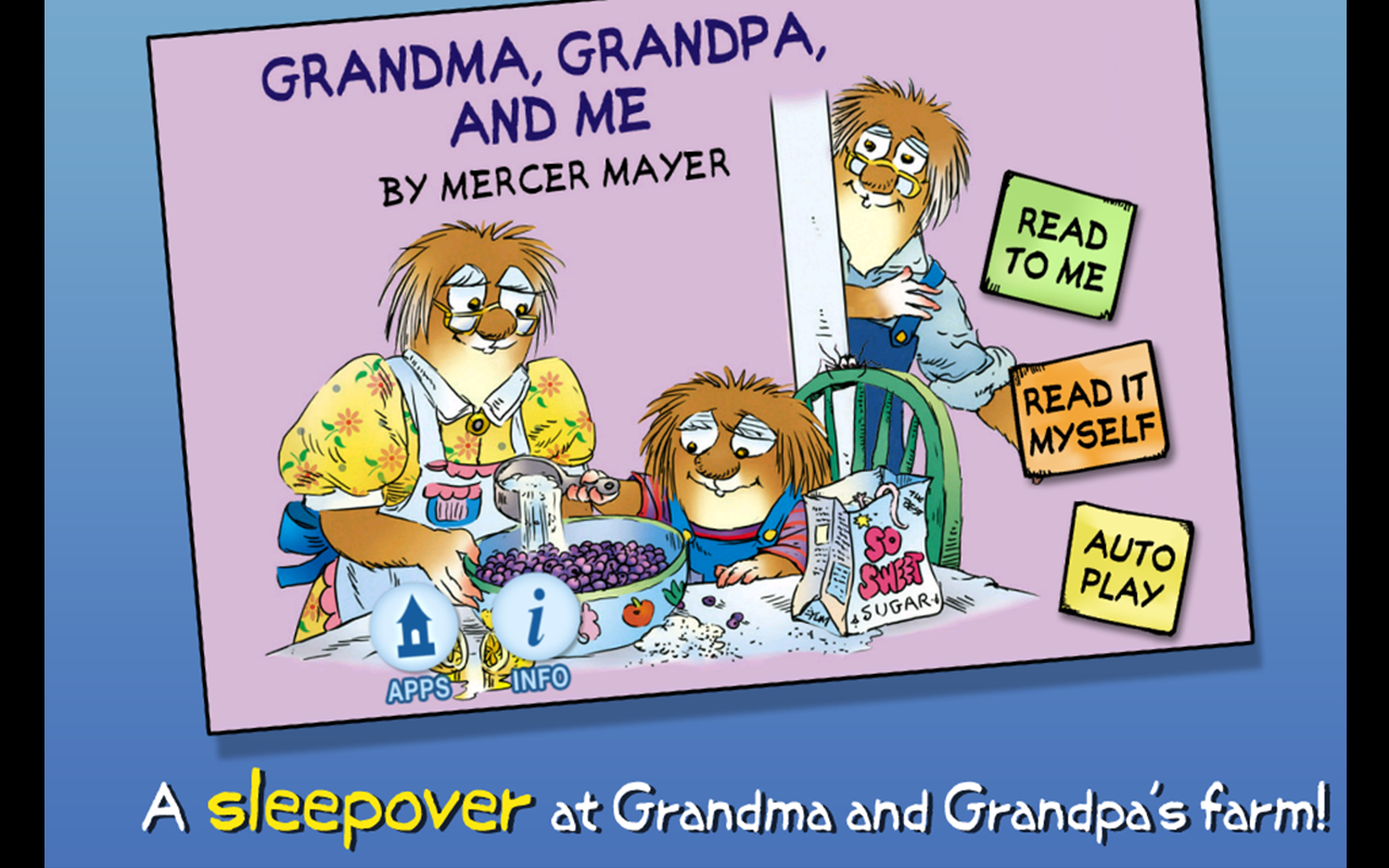Grandma, Grandpa, and Me - Android Apps on Google Play