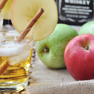 Whiskey Cider.