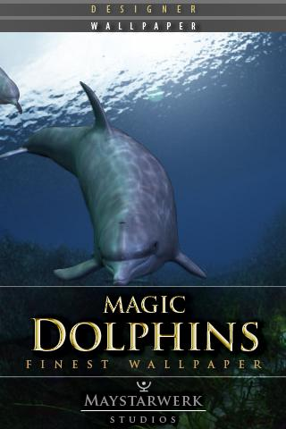Dolphin Wallpaper FREE - screenshot
