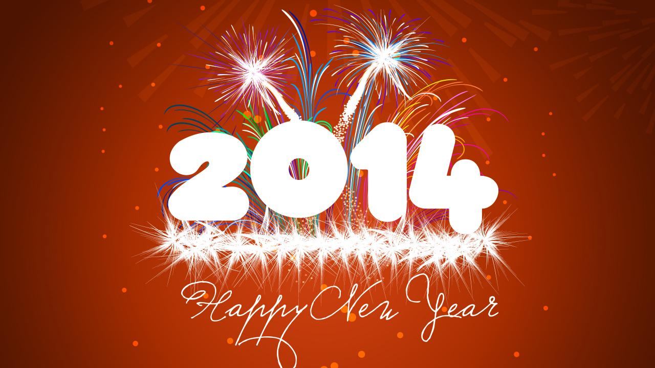 New Year 2014 live wallpaper - screenshot