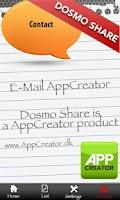 Screenshot of Dosmo-Share DK