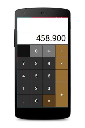 Calculator Flash