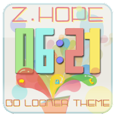 ZHope GO Locker Theme