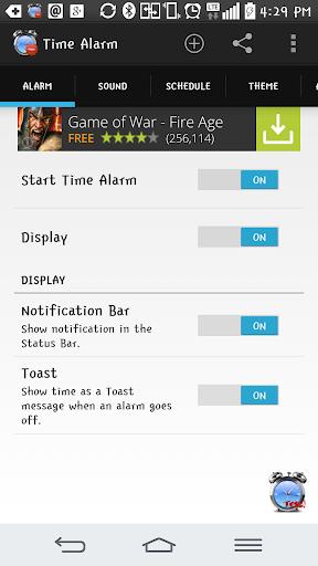 時間Alarm Proの