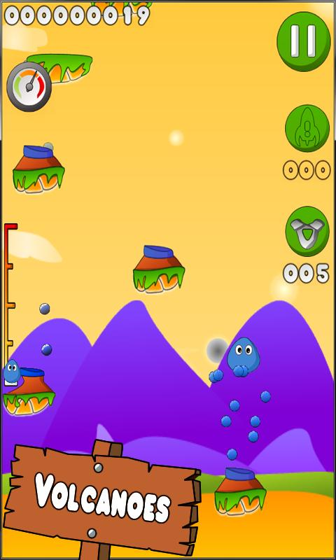 Jump Blob Jump - screenshot