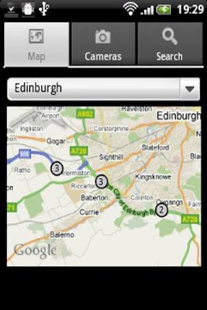 UK Traffic Cameras 3.1.1 screenshot 1094214