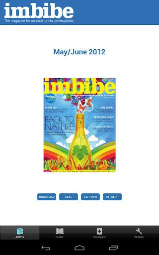 Imbibe UK