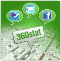 360stat icon