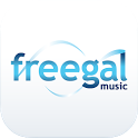Freegal Music icon