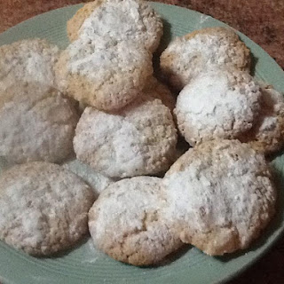 Moroccan Almond Pasties.