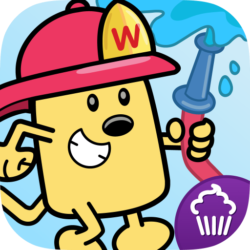 Wubbzy's Fire Engine Adventure LOGO-APP點子