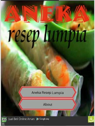 Aneka Resep Lumpia