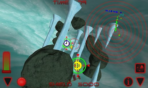 Space Sharks - 3D Shooter- screenshot thumbnail