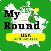 Golf Courses USA
