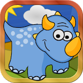 Dinosaur Puzzle Games for Kids