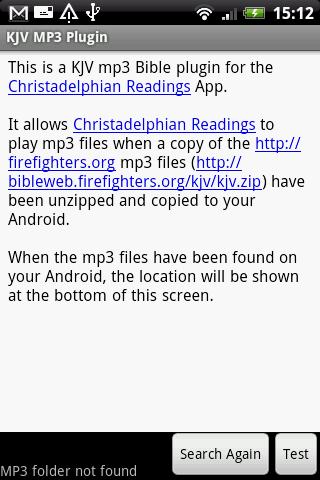 KJV Plugin Firefighters MP3