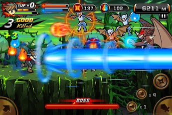 Hack Devil Ninja 2 cho Android