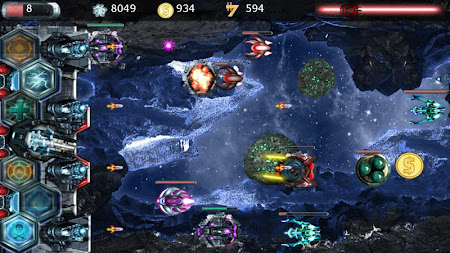 Galaxy Defender: Battlestation 1.09 screenshot 25751