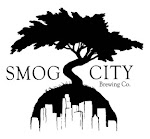 Logo of Smog City Saber Toothed Squirrel