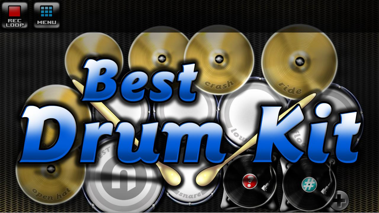 Best Drum Kit Music Percussion – zrzut ekranu