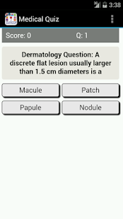 10 Learning Medical Quizzes +- screenshot thumbnail