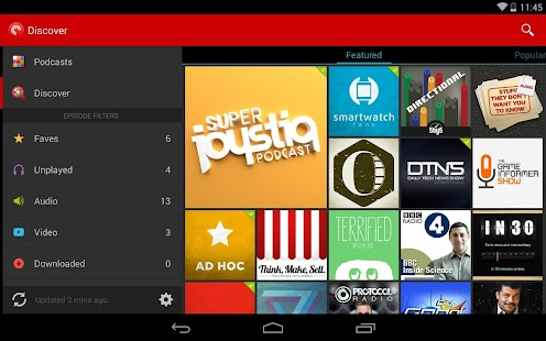 Pocket Casts Screenshot 31