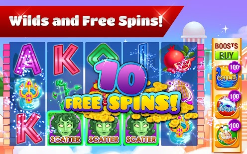 Slots Vacation - FREE Slots - screenshot thumbnail