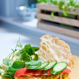 Croissant Breakfast Sandwich.