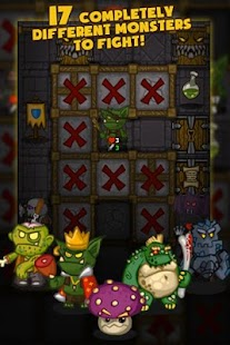 Dungelot Lite- screenshot thumbnail