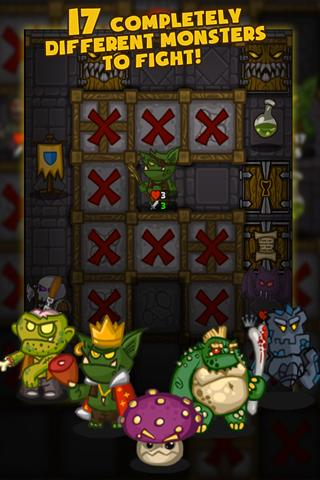 Dungelot Lite - screenshot