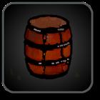 A Barrel Donation icon