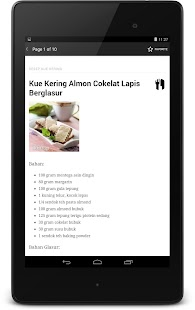 Resep Kue Kering screenshot