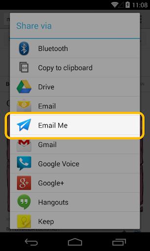 無料生产应用AppのEメールミ- / Email Me|記事Game